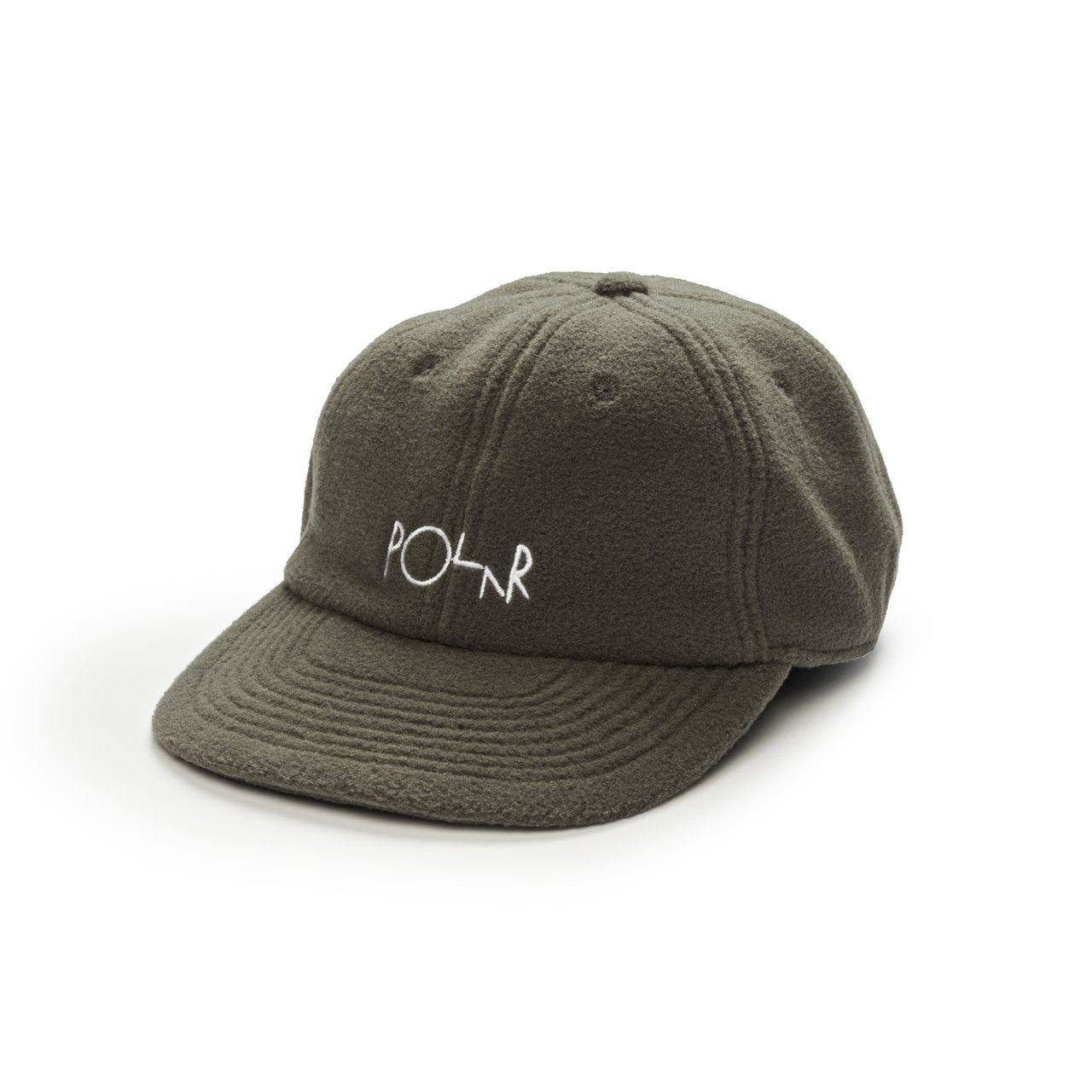 010af18a0c6 POLAR SKATE CO. FLEECE CAP Grey