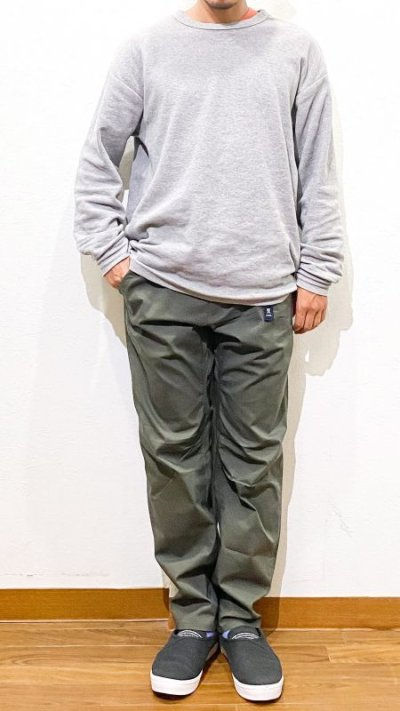 画像1: ROARK REVIVAL (ロアーク リバイバル) RIPSTOP ST NEW SIX POCKET PANTS アーミー