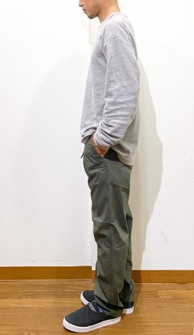 画像2: ROARK REVIVAL (ロアーク リバイバル) RIPSTOP ST NEW SIX POCKET PANTS アーミー