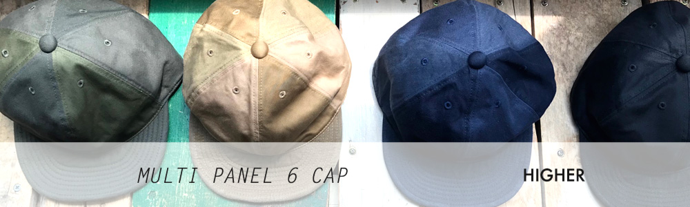 HIGHER マルチパネル6 CAP