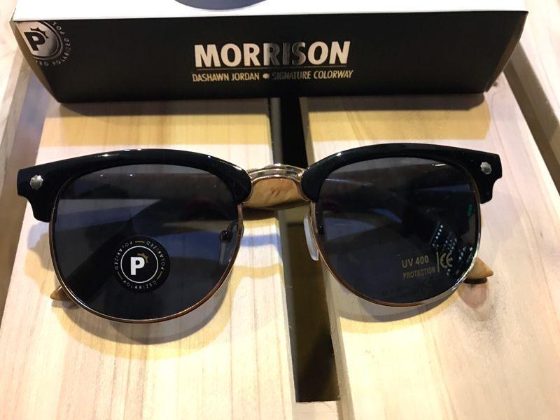 037ee7b692f glassy sunhaters MORRISON BLACK CORK POLARIZED remilla(レミーラ)等の ...