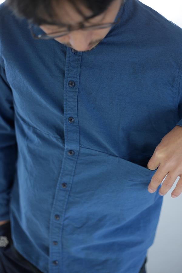 レミーラ オックスポートシャツ