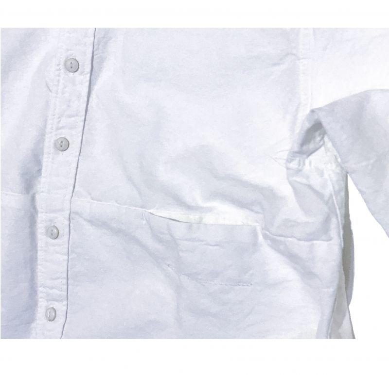 remilla オックスポートシャツ  白