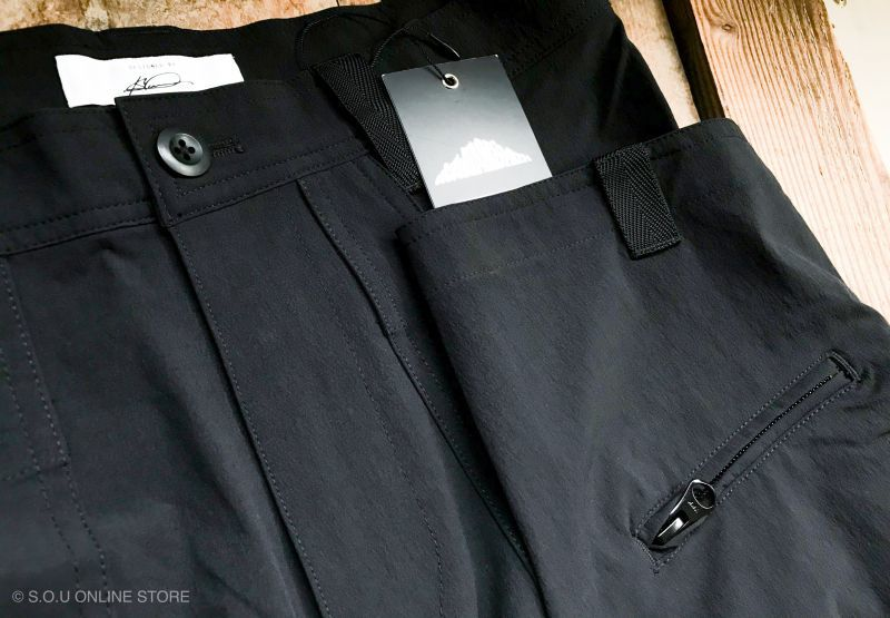 Mountainsmith MS STRETCH PANTS   ブラック