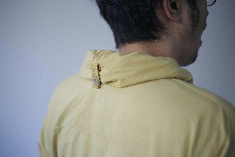 remilla (レミーラ)のプルデクトフード  インディゴ  着用イメージ