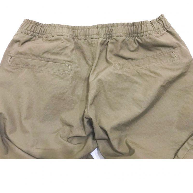 remillaのRip Boat Zip Pants サンド