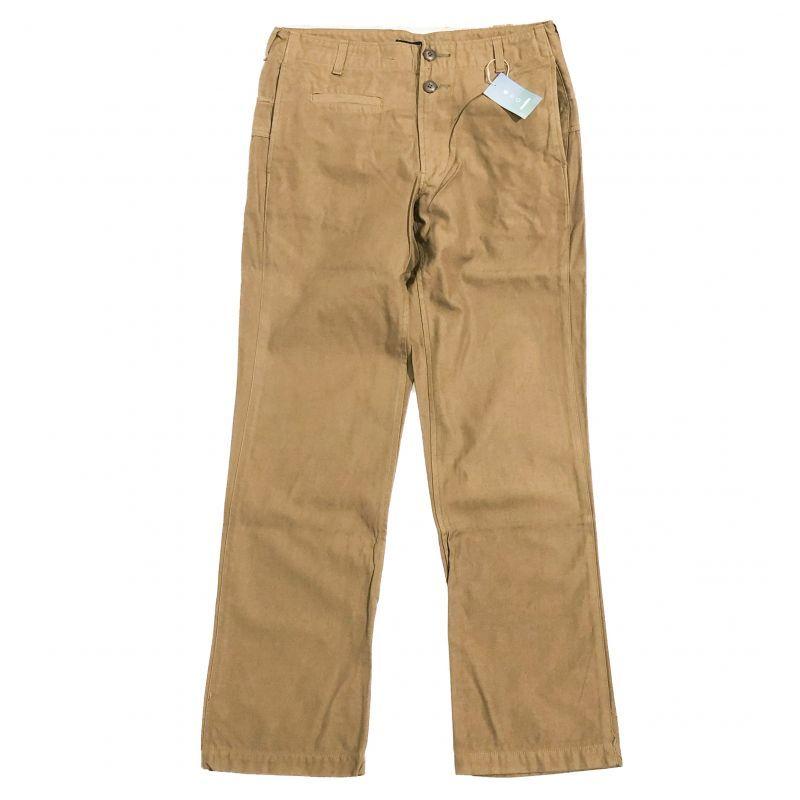 remillaのSmoke pants  スモークグリーン