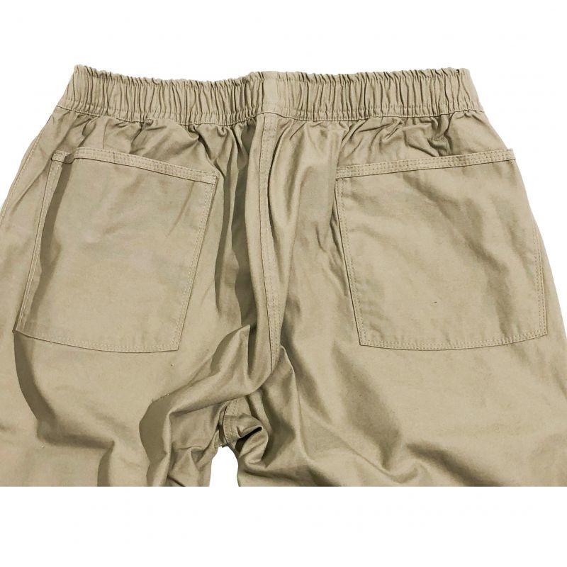 remilla のBoat Zip 9分 Pants サンド