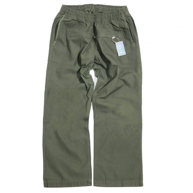 remilla  Boat Zip 9分 Pants   カーキ