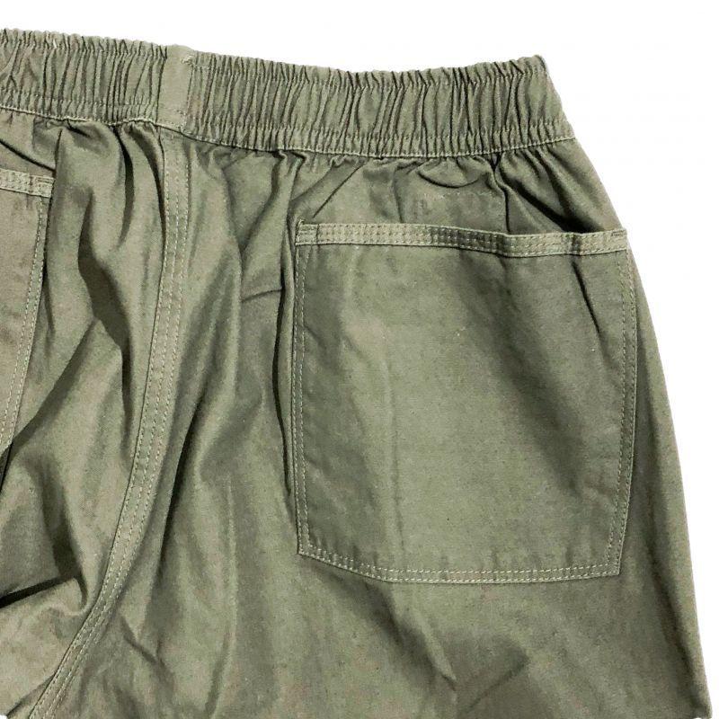 レミーラのBoat Zip 9分 Pants   カーキ