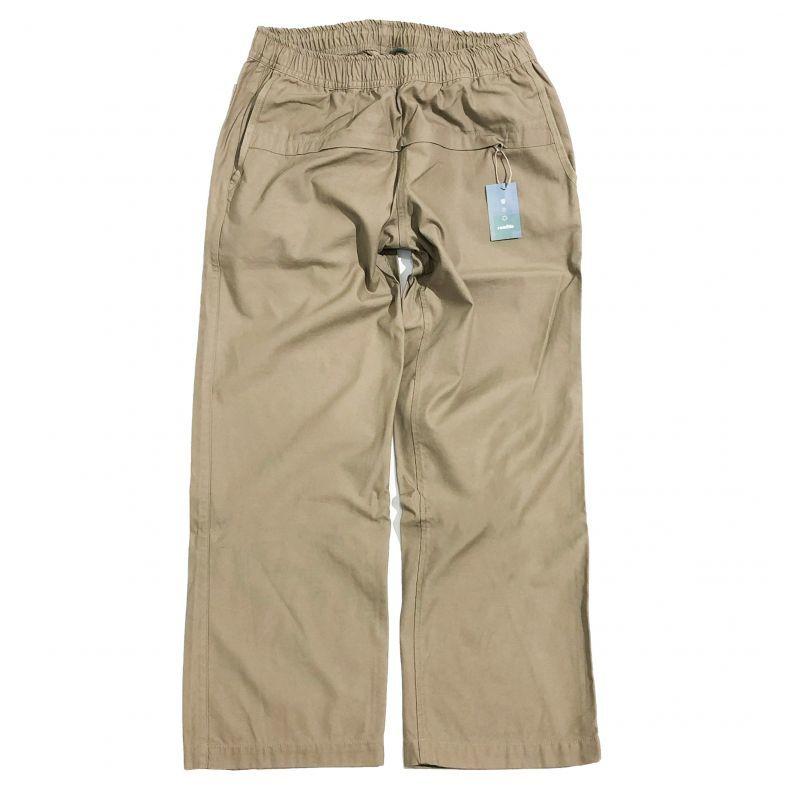 remilla  Boat Zip 9分 Pants サンド