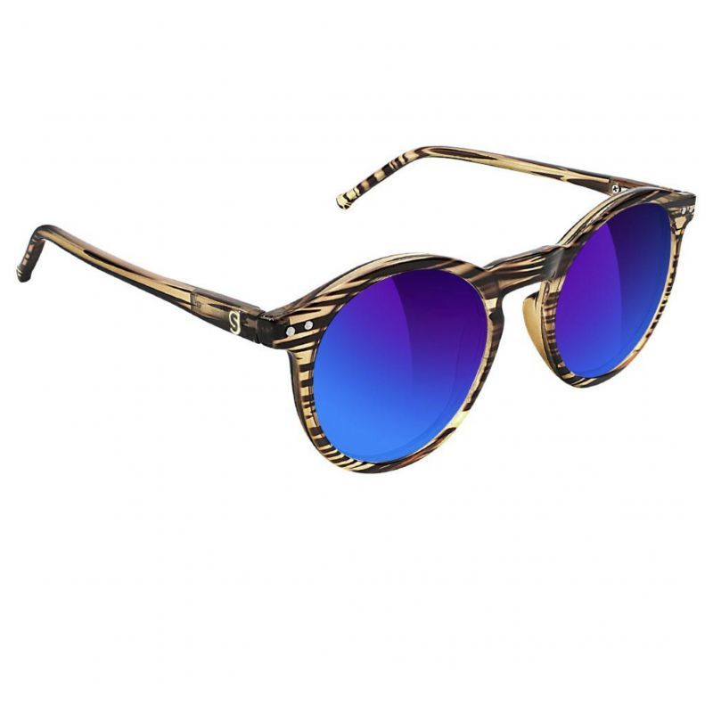 glassy sunhaters (グラッシー)  TIMTIM PREMIUM HONEY/BLUE MIRROR