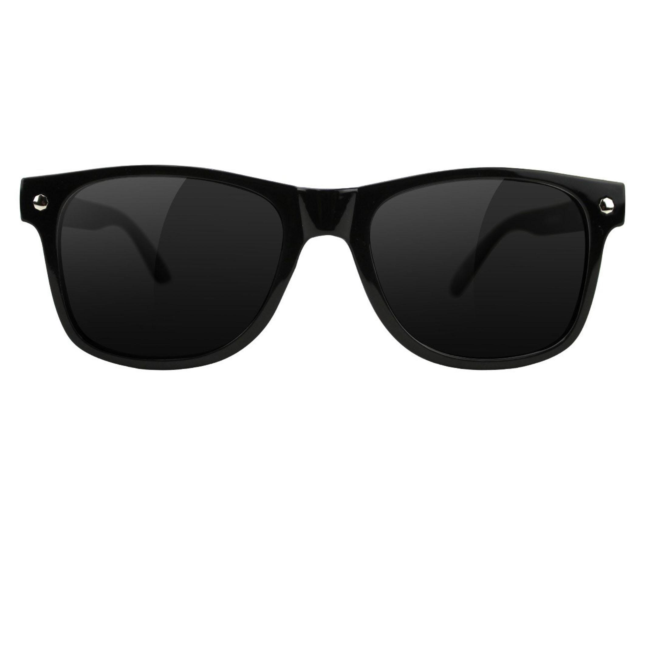 glassy sunhaters (グラッシー) LEONARD BLACK
