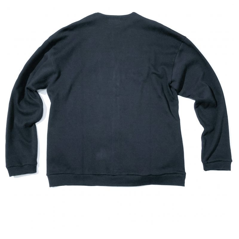 SPINNER BAITのセータージャージカーディガン ブラック