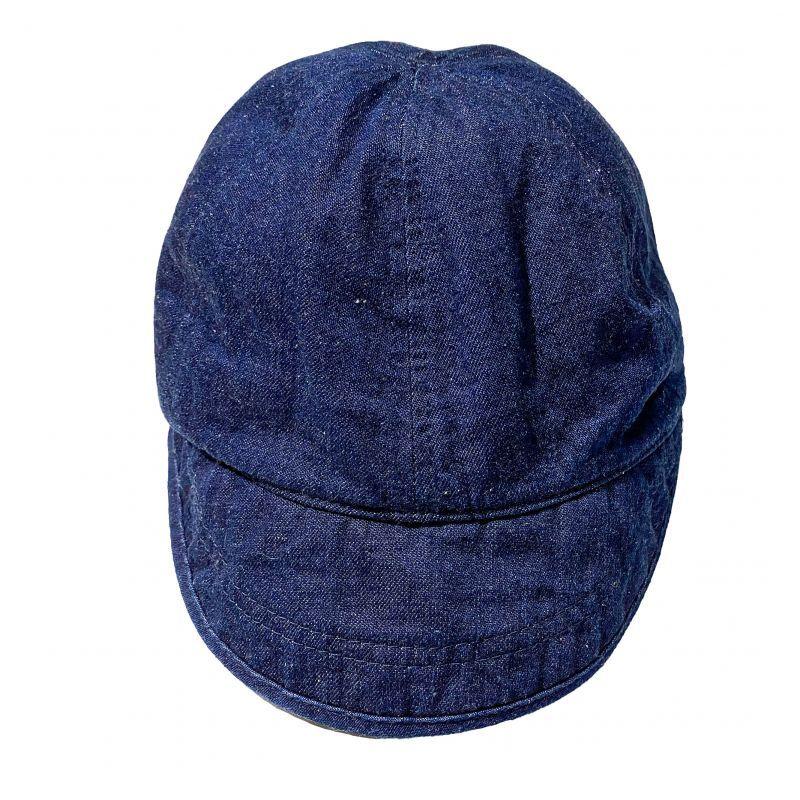 HIGHER (ハイアー)のBEAK  CAP  ネイビー