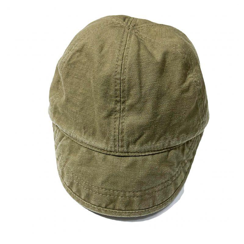 HIGHER (ハイアー)のBEAK  CAP  オリーブ