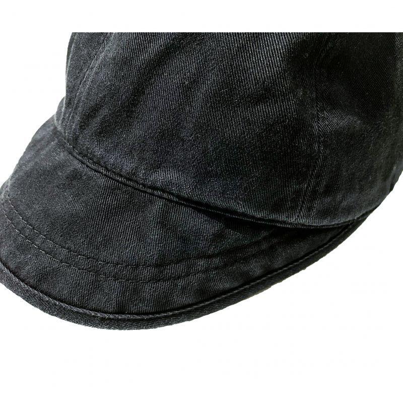 ハイアーのBEAK  CAP  ブラック