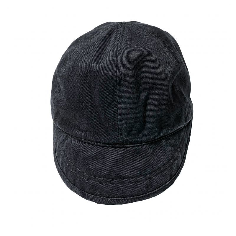 HIGHER (ハイアー)のBEAK  CAP  ブラック