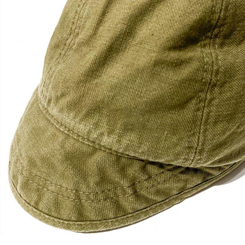 ハイアーのBEAK  CAP  オリーブ