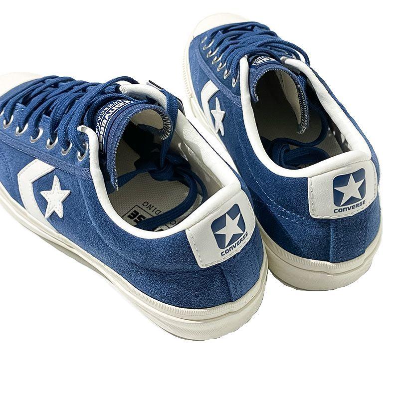 CONVERSE SKATEBOARDINGの+ SERIESのBREAKSTAR SK OX + 色はDEEP BLUE