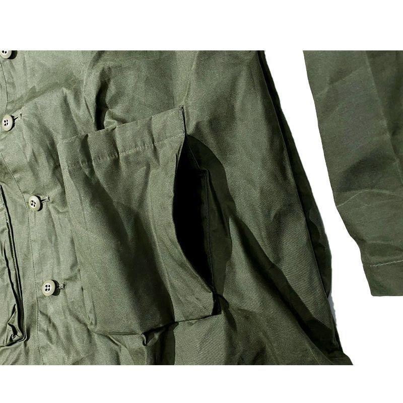 ハブアグッドデイのシャツコート