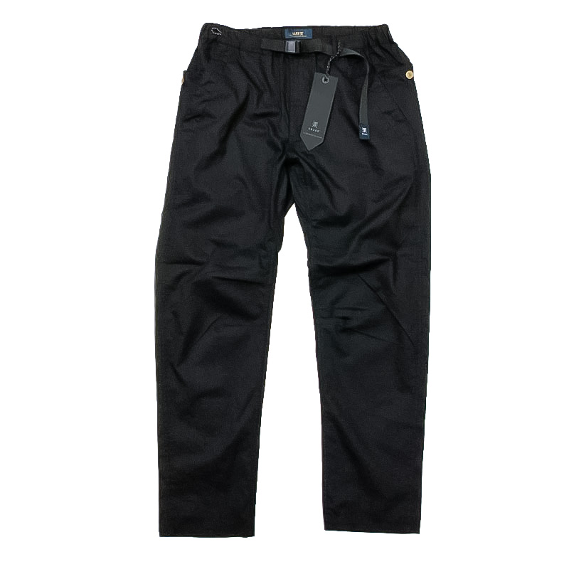 ROARK REVIVAL (ロアーク リバイバル) のRIPSTOP ST NEW SIX POCKET PANTS  色はブラック