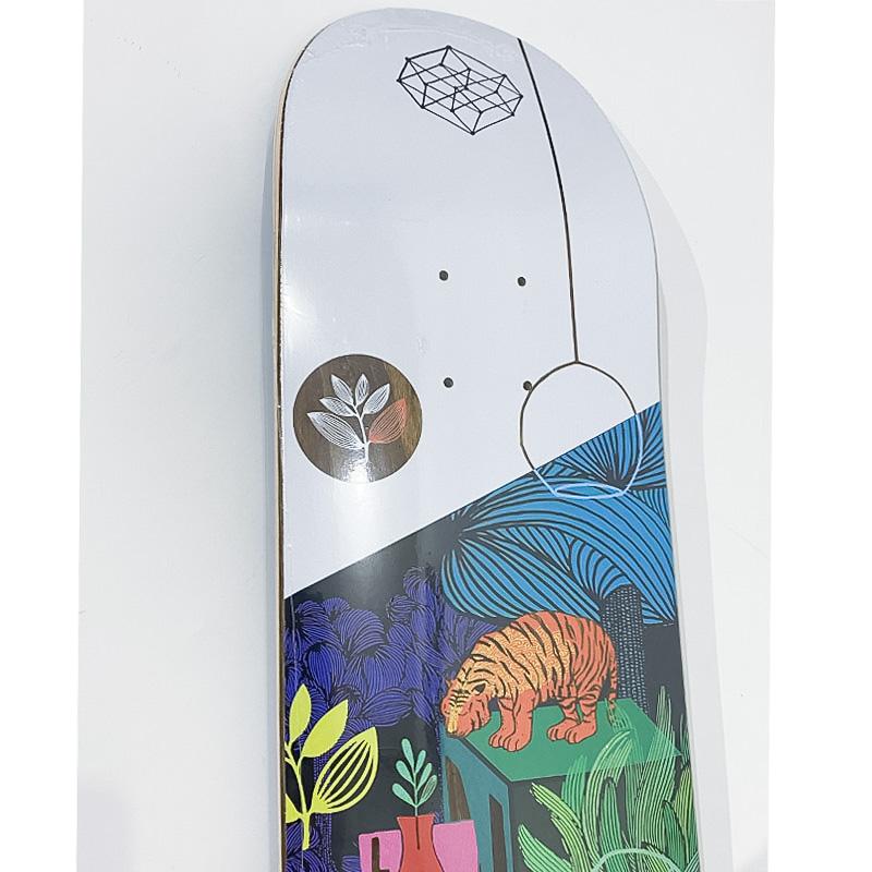 Magenta (マジェンタ)GLEN FOX VISIONS  スケートボード デッキ  8