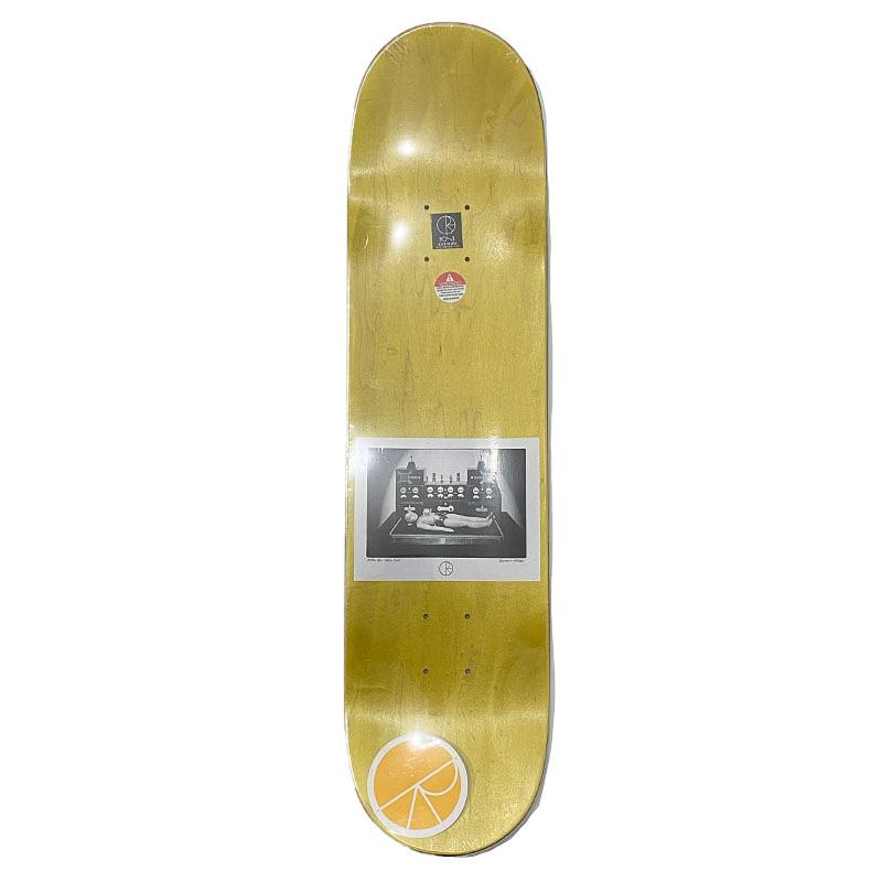 POLAR SKATE CO. (ポーラー)  SHIN SANBONGI ASTRO BOY  スケートデッキ  8×31.875
