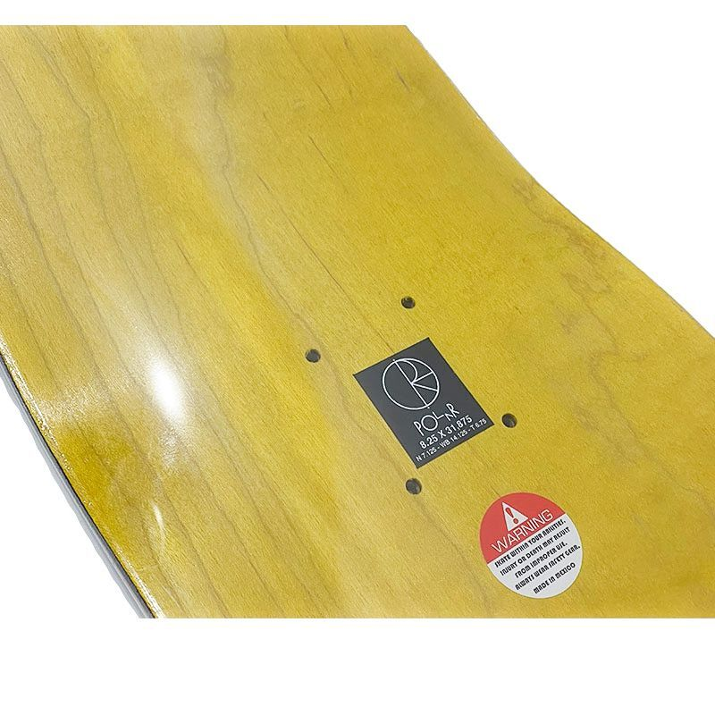 POLAR SKATE CO. (ポーラー)SHIN SANBONGI ASTRO BOY  スケートデッキ8.25