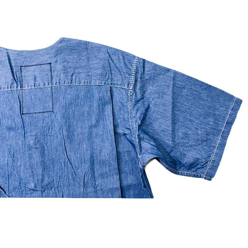 F/CE(エフシーイー)シェルテック ベースボール シャツ