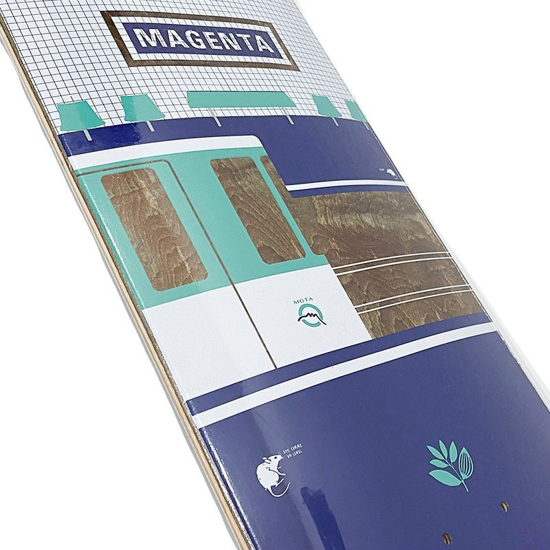 Magenta MAGENTA STATION  デッキ  8.125インチ