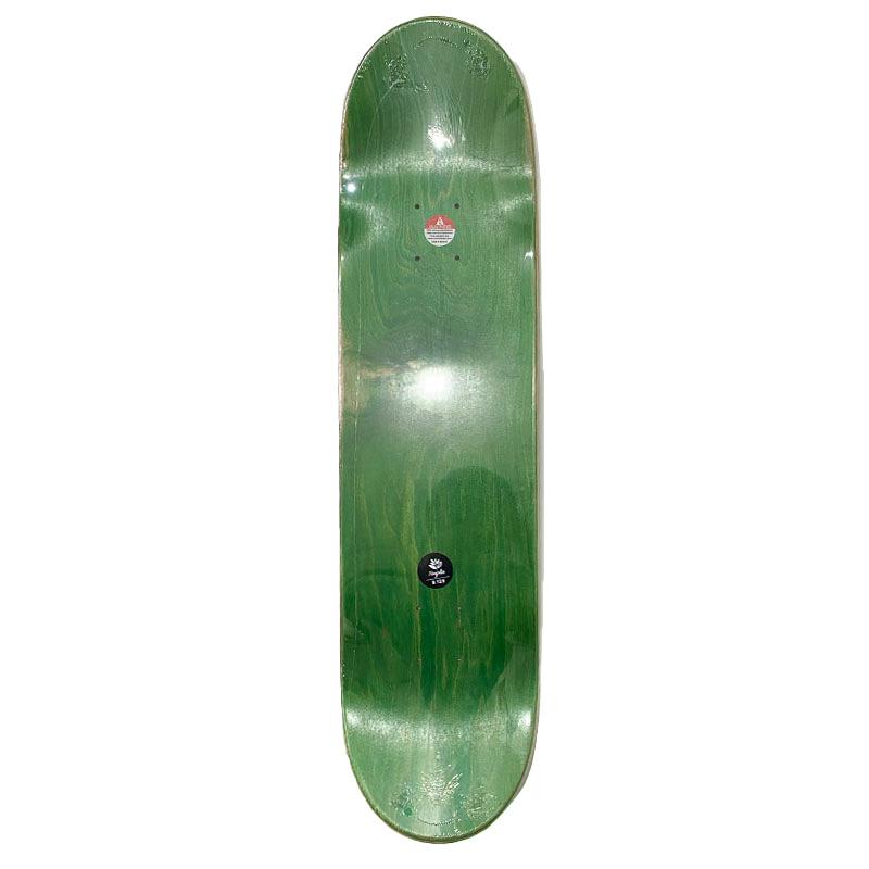 マジェンタ SOY PANDAY LANDSCAPE BROWN STAIN 8.125 スケートデッキ