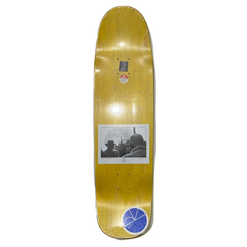 ポーラー PAUL GRUND  NOTRE DAME P9  8.625 スケートデッキ