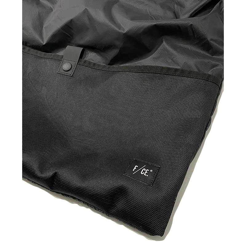 F/CE.のRECYCLE PACKABLE ONE SHOULDER  ブラック