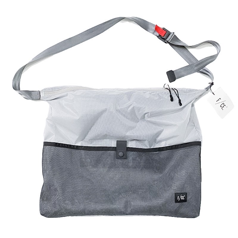 F/CE.(エフシーイー) RECYCLE PACKABLE ONE SHOULDER  グレイ