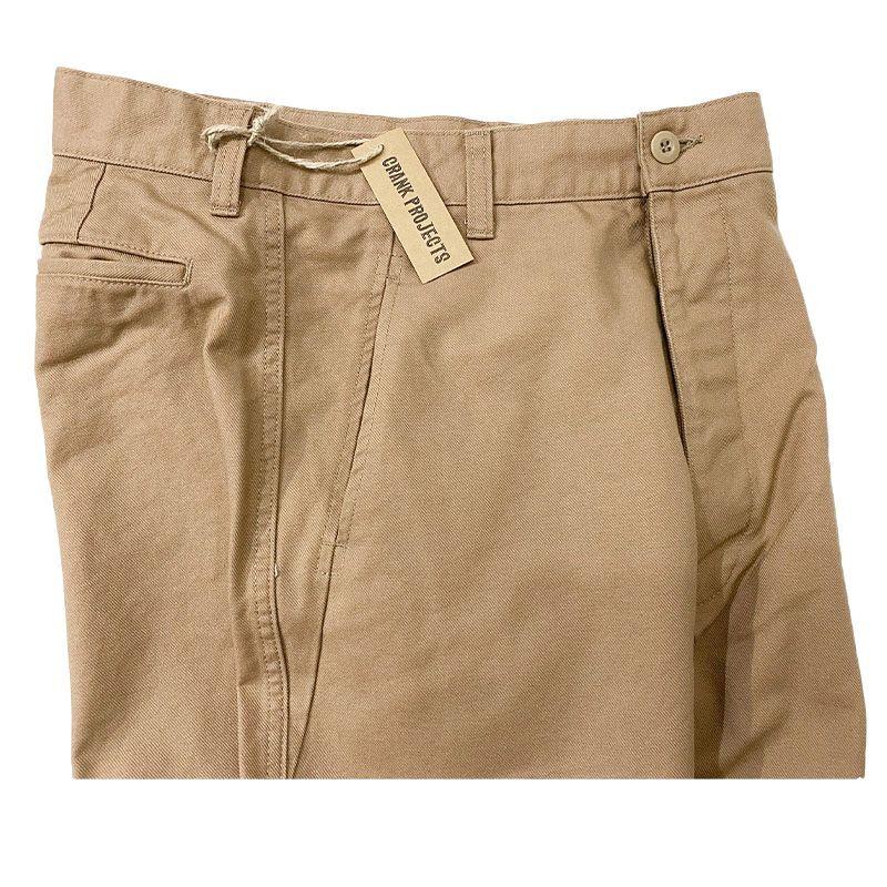スピナーベイトのCRANK PROJECTS (クランクプロジェクツ) FAT PANTS  ベージュ