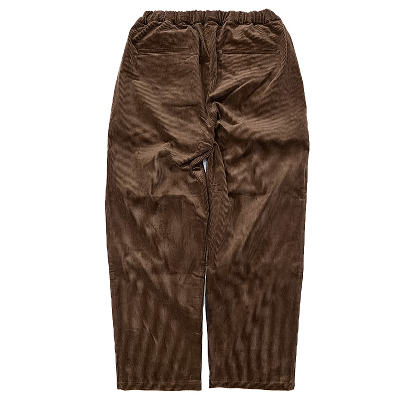 Have a good day のTROUSER  CORD PANTS  ブラウン